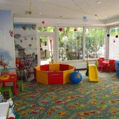 Гостиница Делис детские мероприятия