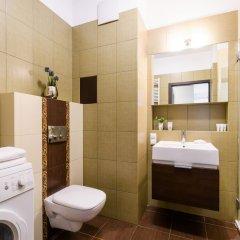 Апартаменты P&O Apartments Gieldowa ванная