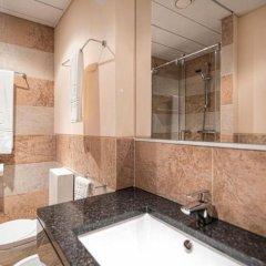 iu Hotel Luanda Cacuaco ванная