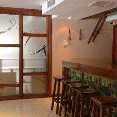 Hotel Acevi Val d'Aran гостиничный бар