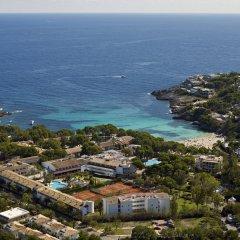 Отель Beach Club Font de Sa Cala пляж фото 2
