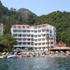 Mar-Bas Hotel - All Inclusive пляж фото 2