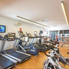 Отель Grand Palladium Palace Ibiza Resort & Spa - Все включено фитнесс-зал