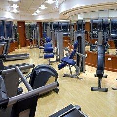 City Seasons Hotel Dubai фитнесс-зал