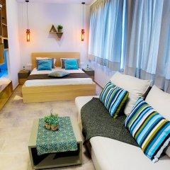 Отель Emerald Suite комната для гостей фото 4