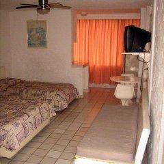 Отель Sirenas Express Acapulco комната для гостей фото 2
