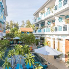Отель Beachside Boutique Resort фото 4