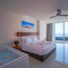 Отель Surin Beach Resort 4* Люкс с различными типами кроватей