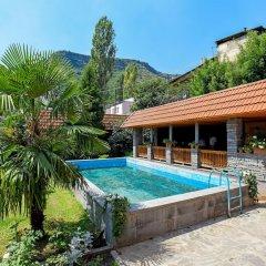 Отель Palma бассейн фото 3