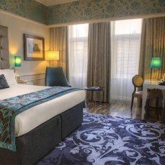 Hotel Indigo Glasgow комната для гостей