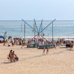 Гостиница Белый Пляж пляж