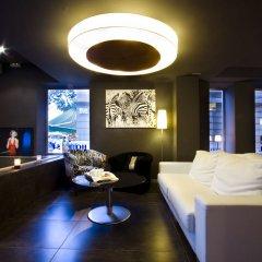 Hotel 54 Barceloneta интерьер отеля