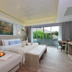 Отель Twin Lotus Koh Lanta комната для гостей