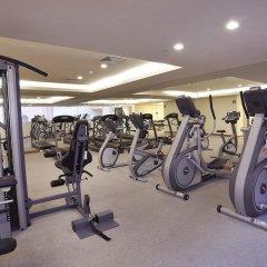 Отель Camino Real Pedregal Mexico фитнесс-зал фото 4