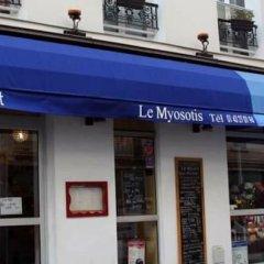 Отель Le Myosotis вид на фасад фото 2