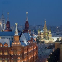 Гостиница The Ritz-Carlton, Moscow фото 2