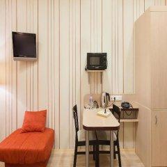 Апартаменты Веста Стандартный номер с двуспальной кроватью фото 10