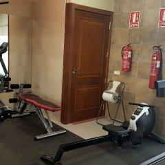 Hotel Pamplona Villava фитнесс-зал фото 3