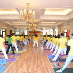 Отель Dalat Edensee Lake Resort & Spa фитнесс-зал фото 3