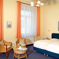 Отель Gastehaus Stadt Metz комната для гостей