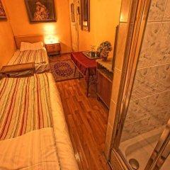 Отель Pension Mozart сауна