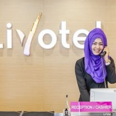 Livotel Hotel Lat Phrao Bangkok фото 2