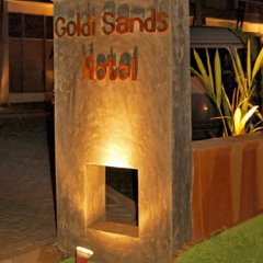 Goldi Sands Hotel интерьер отеля фото 3