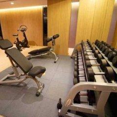 Отель Ad Lib фитнесс-зал фото 4