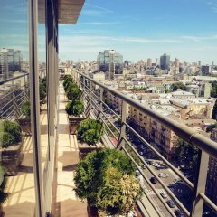 Гостиница CityHotel балкон