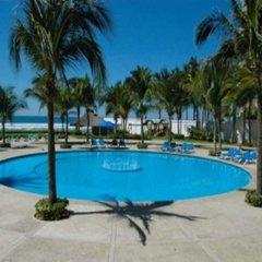 Отель Fraccionamiento Playa Diamante 272 бассейн фото 2