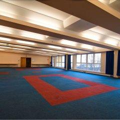 Haus International Hostel фитнесс-зал