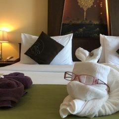 Golden Sea Pattaya Hotel 3* Стандартный номер с различными типами кроватей фото 2