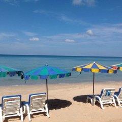 Отель Ruan Mai Naiyang Beach Resort пляж фото 2