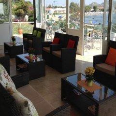 Отель Elpida Beach Studios интерьер отеля фото 2