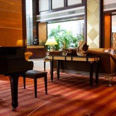 Guangzhou Grand International Hotel интерьер отеля