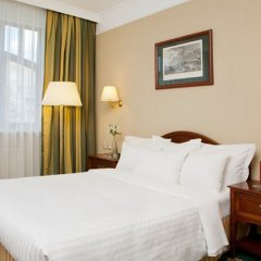 Гостиница Марриотт Москва Тверская 4* Стандартный номер разные типы кроватей фото 2