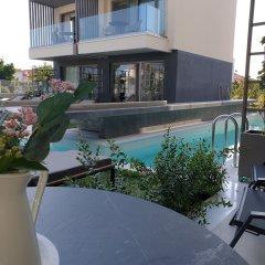 Отель Serenity Suites балкон