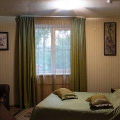 Сакура Отель 4* Стандартный номер с двуспальной кроватью фото 3