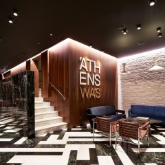 Отель AthensWas питание