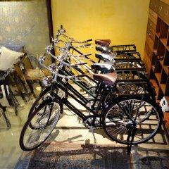 Отель Old Capital Bike Inn спа