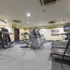 Отель Thistle Barbican Shoreditch фитнесс-зал