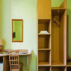 Апартаменты Веста Стандартный номер с различными типами кроватей фото 10