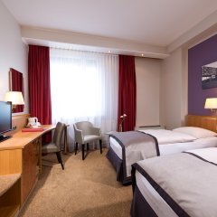 Leonardo Hotel Karlsruhe комната для гостей фото 4