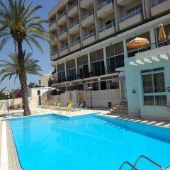 Отель Agapinor бассейн фото 2