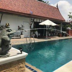 Отель Heaven Hill Pool Villa Pattaya бассейн фото 2