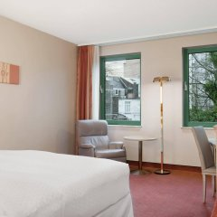 Отель Four Points by Sheraton Brussels комната для гостей фото 5