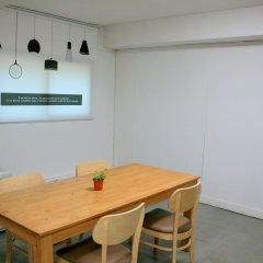 Отель Egg Guesthouse Korea в номере