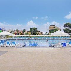 Отель Dosinia Luxury Resort - All Inclusive пляж