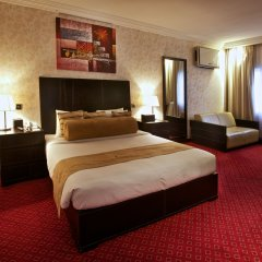Summerset Continental Hotel Maitama комната для гостей