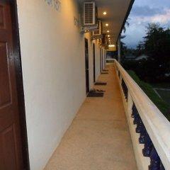 Отель Andaman Seaside Resort балкон